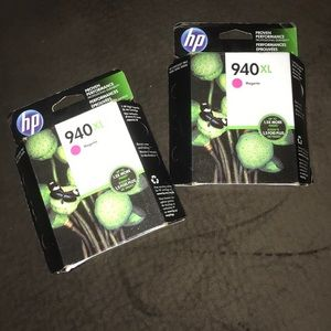 HP 940xl Magenta ink